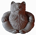 CAT_Buddha_Sculpture